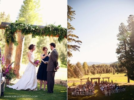 Pine River Ranch, Spokane Wedding Blog