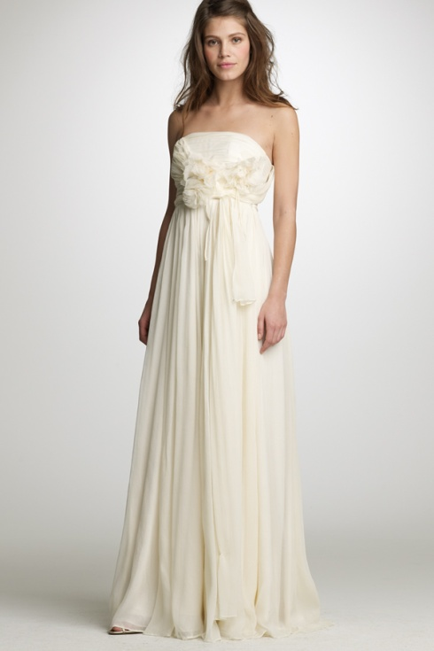 Top Wedding Gowns from J. Crew | Apple Brides