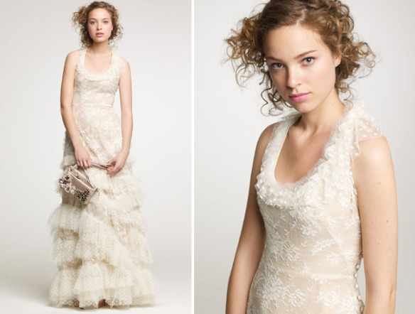 Top Wedding Gowns From J Crew Apple Brides