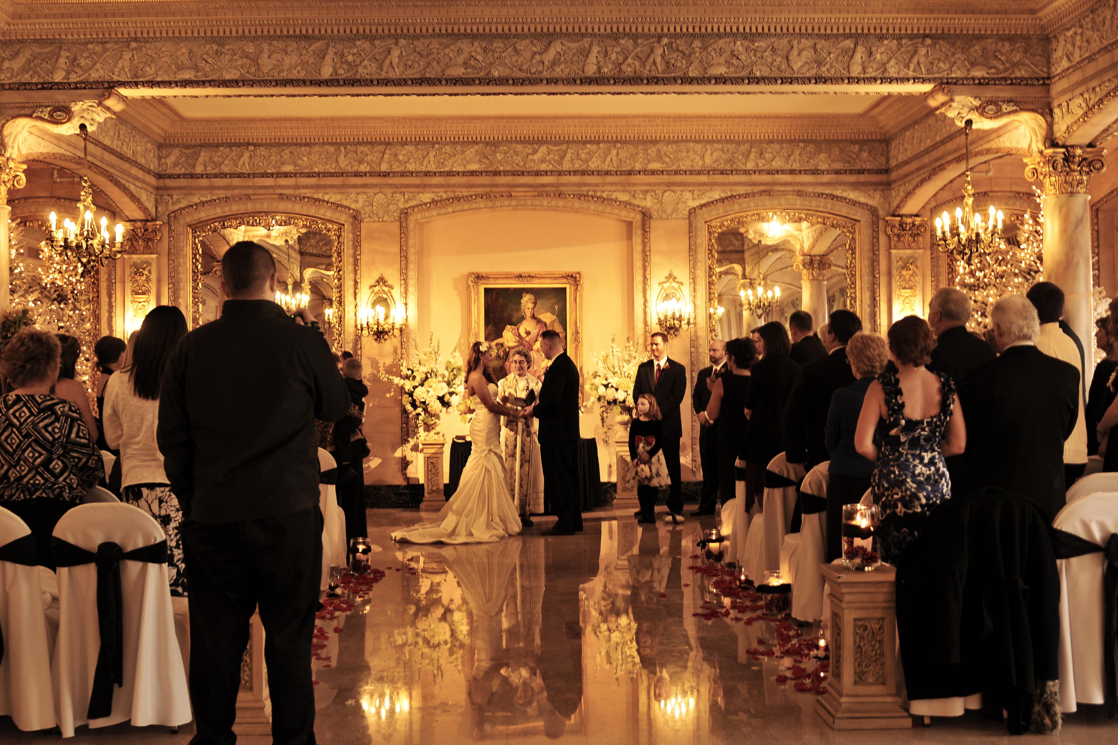 Davenport hotel spokane wedding